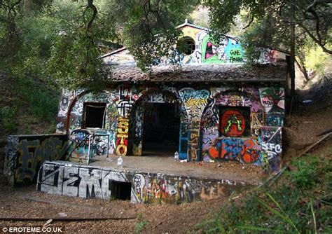 Hitler's Los Angeles bunker from which he planned to run