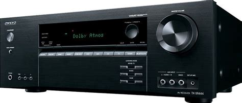 Onkyo TX-SR444 Reviewed   Home theater receiver, Receiver