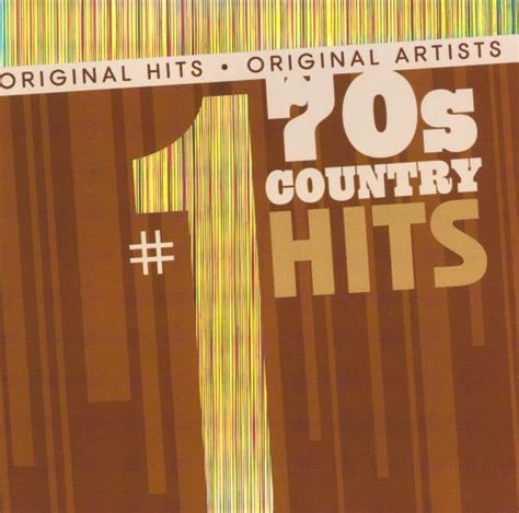 #1 Country Hits of the 70s [Madacy] - Various Artists