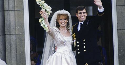 Sarah Ferguson Wore a Tiara and a Flower Crown on Her