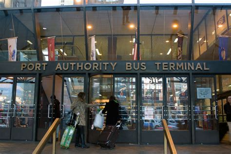 New York City's Port Authority Bus Terminal is set for a