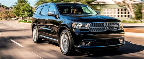 2014 Dodge Durango Has Coolest SUV Stance, LED Lights and