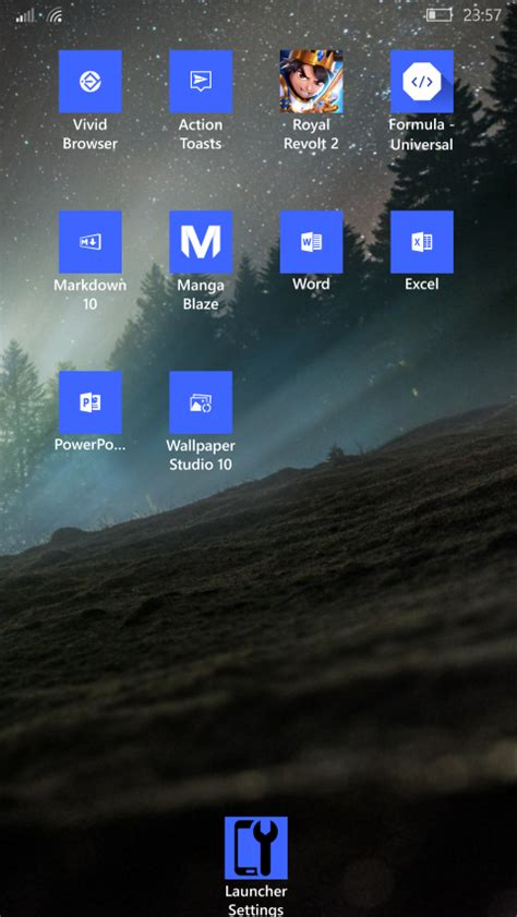 UWP App Launcher - Available To Download Now… - Pg