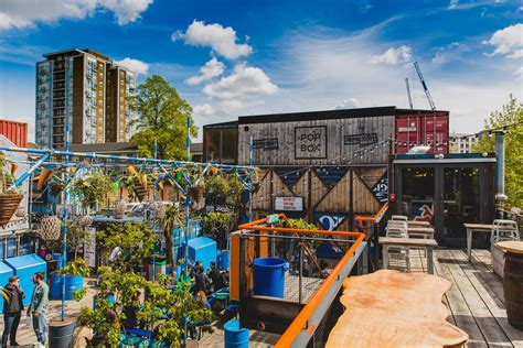 Pop Brixton will host a Full Moon Party at the end of the