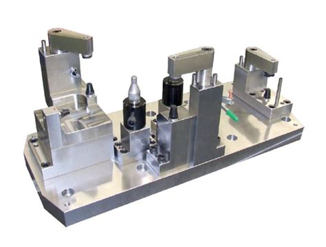 Custom-made clamping devices - Spreitzer GmbH & Co