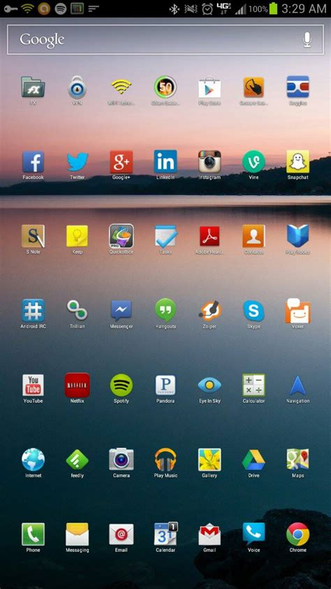 [LIST] Must Have Android Applications | Android