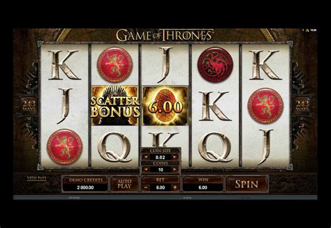 Game of Thrones Slot | Review & Free Play