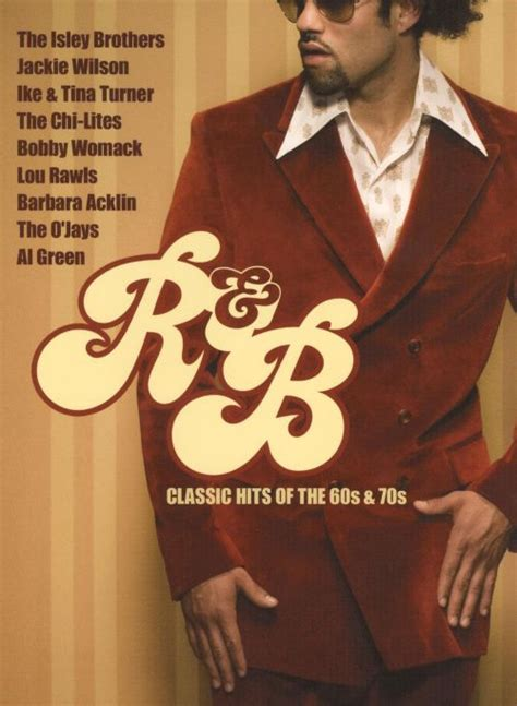 R & B Classic Hits of the 60s and 70s - Various Artists