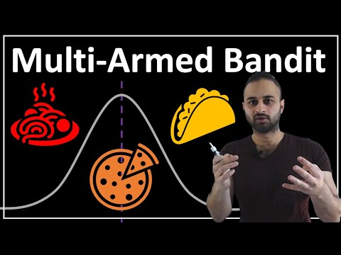 Multi-armed bandit models and machine learning