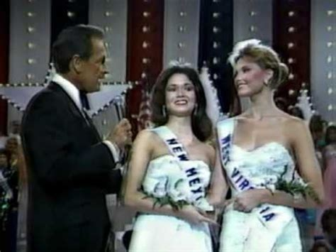 Miss USA 1984 - Crowning Moment - YouTube