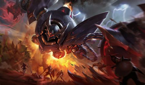 This week's patch will bring along Mecha Rengar and both