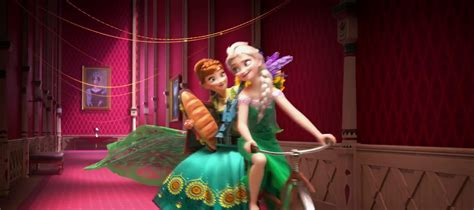 Watch the all-new trailer for 'Frozen Fever'! | Rotoscopers