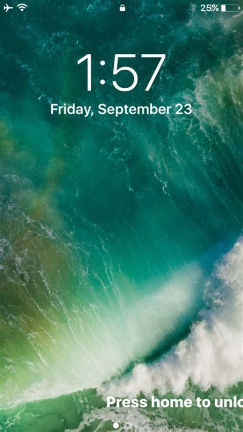 How to Disable Widgets at Lock Screen in iOS 11 and iOS 10