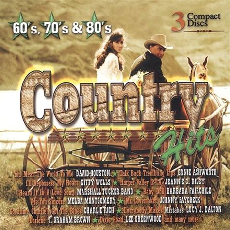 Country Hits 60's, 70's and 80's - Various Artists | Songs