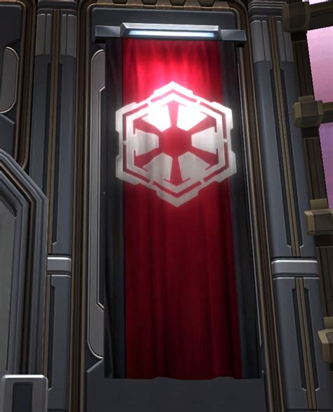 TOR Decorating | Banner: Imperial (Large) (SWTOR)