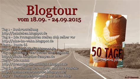 """Dreaming till Midnight: Blogtour """"50 Tage"""" - Tag 5: Die Amish"""