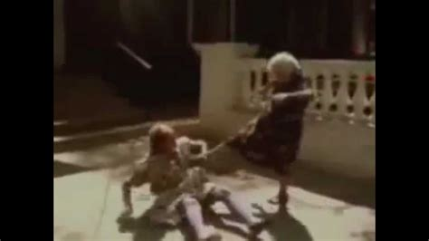 Guile's Theme Goes With Everything - Old Women Fight