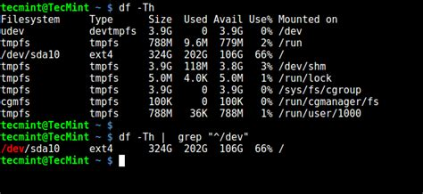 7 Ways to Determine the File System Type in Linux (Ext2