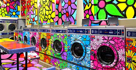 Laundromat Heaven: Portraits of Hope Welcomes in Summer in