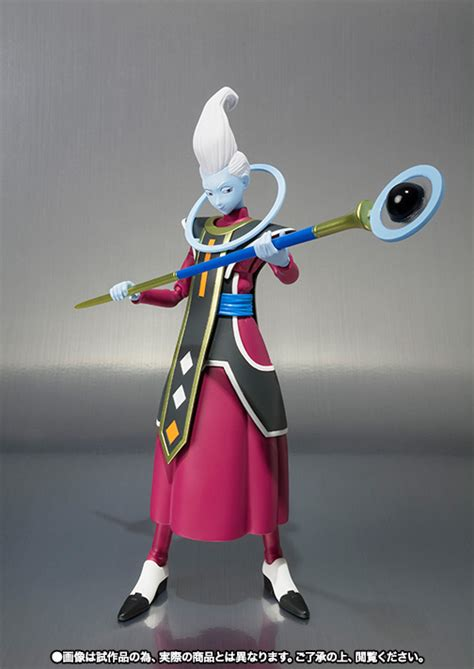 SH Figuarts Dragon Ball Z Whis New Images - The Toyark - News
