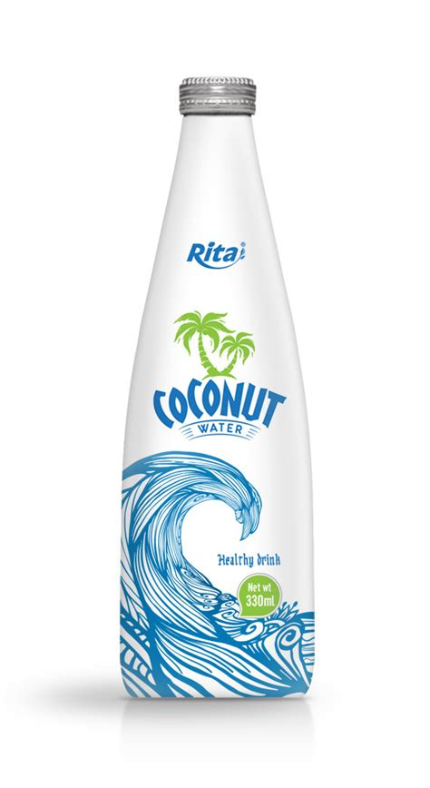 China 330ml Glass Bottle Coconut Water - China Coconut