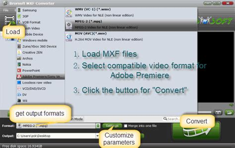 MXF Converter(Mac&Wins) --- The Best Solution to MXF