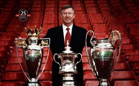 Top 5 modern managers who have won the treble