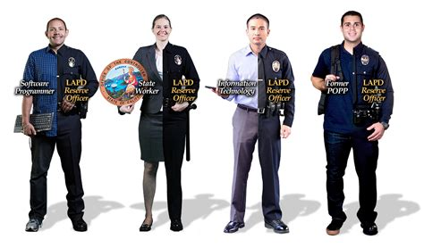 Become a Los Angeles Reserve Police Officer - Los Angeles