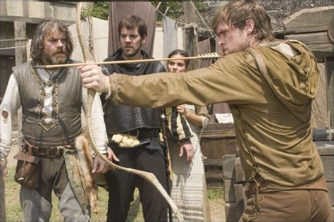 BBC - Nottingham - Robin Hood - A Thing or Two About Loyalty