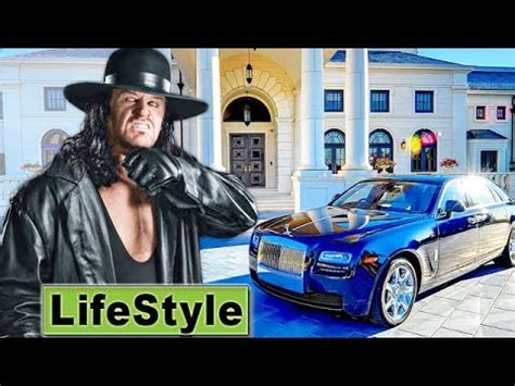 The Undertaker Net Worth, Wife, Daughter, Cars, House
