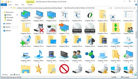 Download the New Eye-Candy Windows 10 Build 10125 Icons