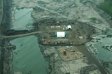 Fossil Fools Gold: Tar Sands & Oil Shale Eco-Impact