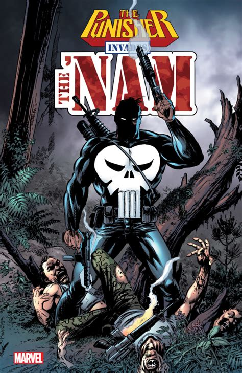 Punisher Invades the 'Nam #1 - TPB (Issue)