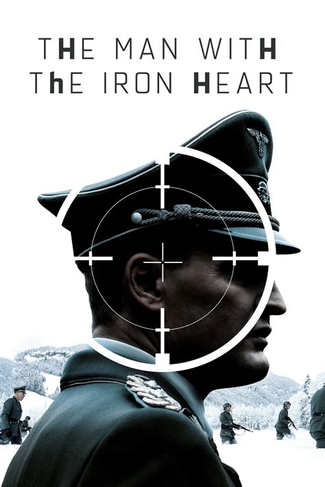 The Man with the Iron Heart (2017) - Posters — The Movie
