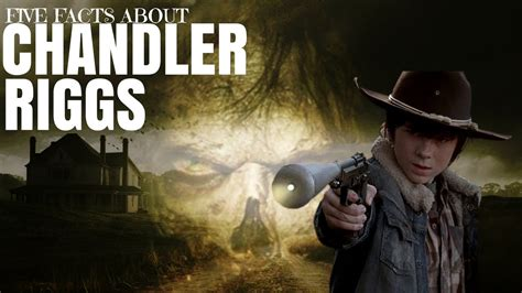 Meet the Actor: Chandler Riggs (Carl Grimes from The