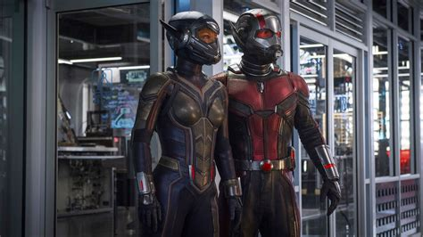 Ant-man And The Wasp 2018 Movie, HD 4K Wallpaper
