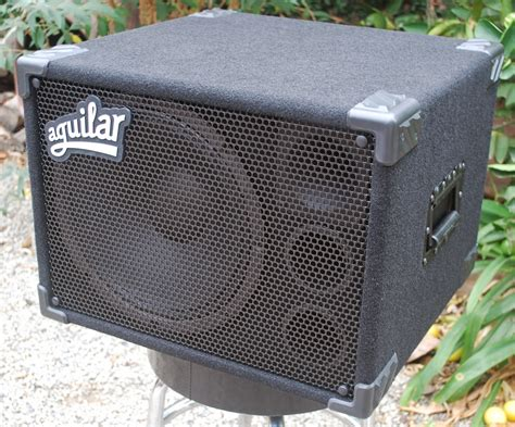 Rex and the Bass: Aguilar GS 112 Bass Speaker Cabinet Review