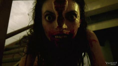 V/H/S Movie Review | Red Band VHS Movie Trailer