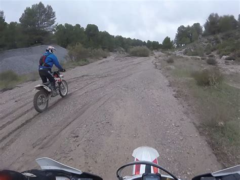 Endurotour in Andalusion
