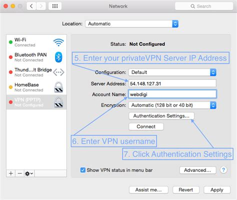 How to setup your own private, secure, free* VPN on the
