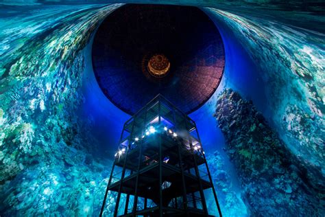 360° Panorama of the Great Barrier Reef at Panometer