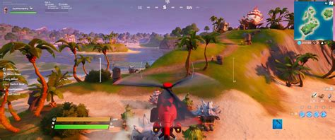 How to visit Coral Cove, Stack Shack, and Crash Site