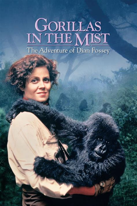Gorillas in the Mist (1988) - Posters — The Movie Database