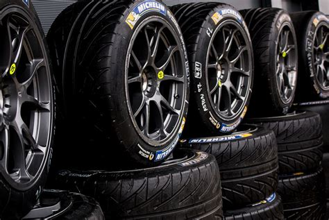 Michelin Is Making Tires That Can Withstand 300 MPH+ Speed