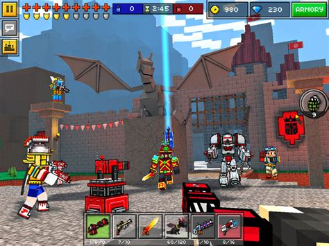 Pixel Gun 3D for Android - Download