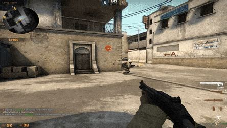 Spinbot Negev caught red handed : GlobalOffensive
